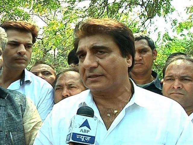 Congress appoints Raj Babbar as the party's UP committee president