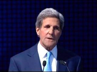 John Kerry tells IIT-Delhi students: You must have needed boats to get here