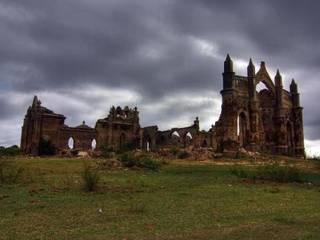 10 Places In India That Will Definitely Scare You To Death!