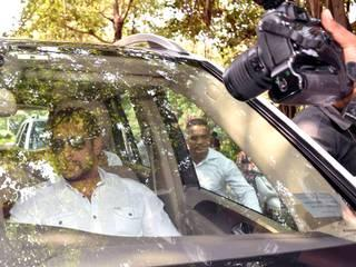 Salman almost broke another law on his way to Jodhpur court