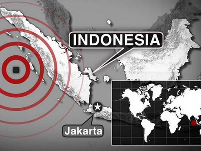 इंडोनेशिया में 6.5 तीव्रता का भूकंप