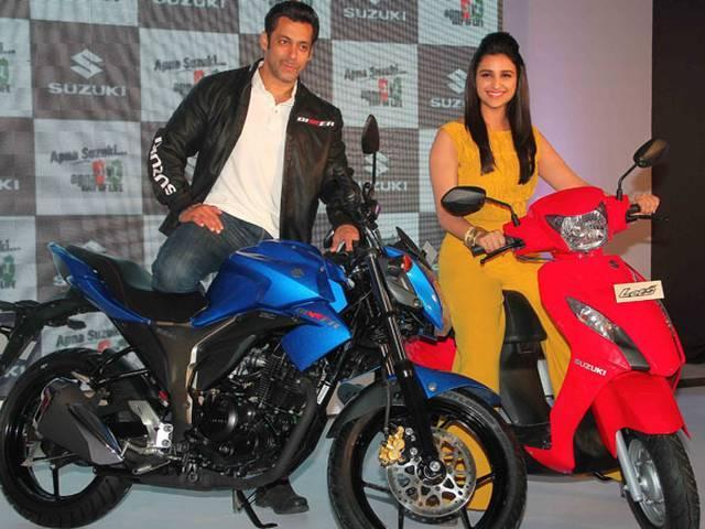 अपने एक फैन को शानदार बाइक गिफ्ट करना चाहते हैं सलमान खान