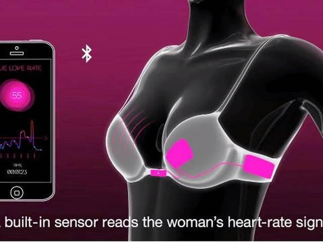 स्मार्टफोन से कनेक्ट हुई 'ब्रा', खोलने के लिए प्यार का एहसास जरूरी