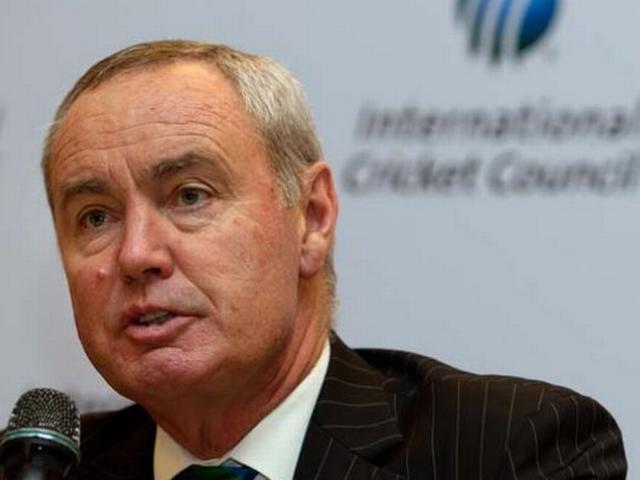 """आईसीसी अध्यक्ष ने कहा, """"बधाई हो स्कॉटलैंड!"""""""
