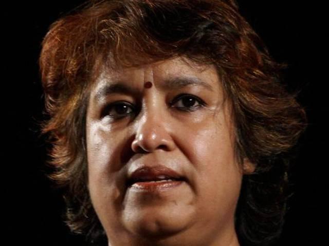 ऐसी पाबंदियां तो लेखक का गला घोंट डालेंगीं: तसलीमा