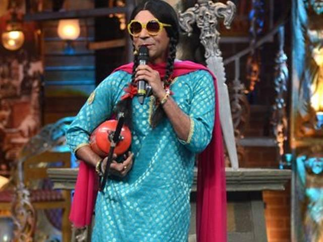 चुटकी के शो के लिए रामदेव ने पूरी की शूटिंग