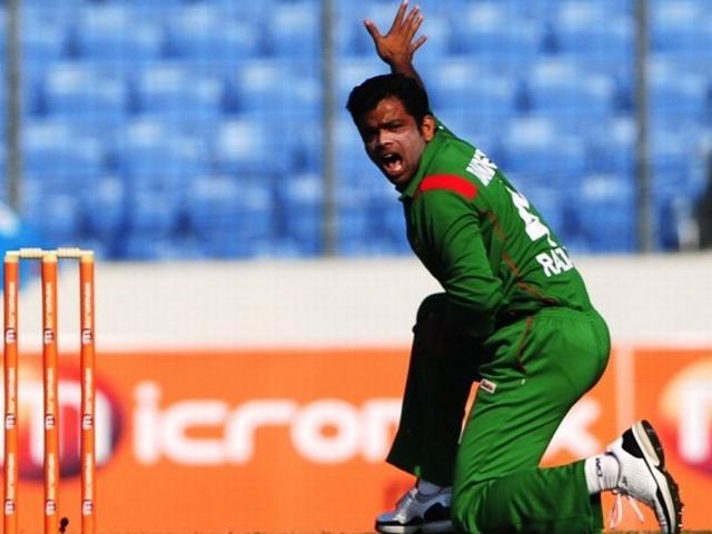 ट्वेंटी20 विश्व कप के लिए रज्जाक और सब्बीर बांग्लादेश टीम में