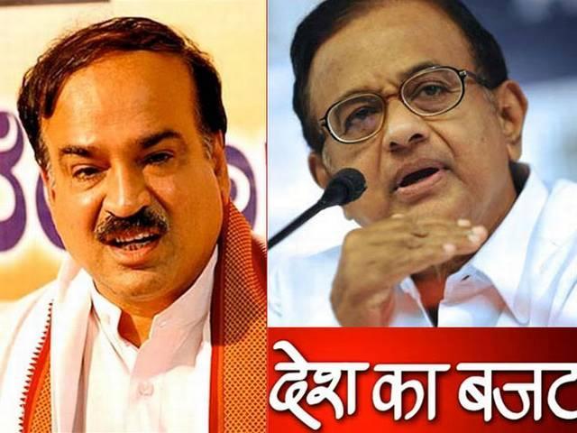चिदंबरम का अंतरिम बजट संप्रग सरकार का विदाई बजट : भाजपा