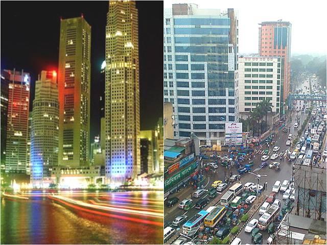 सिंगापुर सबसे बेहतर तो ढाका सबसे बदतर शहर
