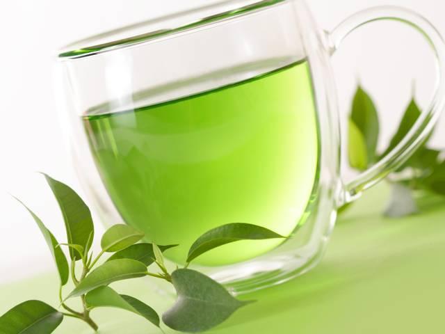 ग्रीन टी की ओर बढ़े रहे हैं चाय के शौकीन