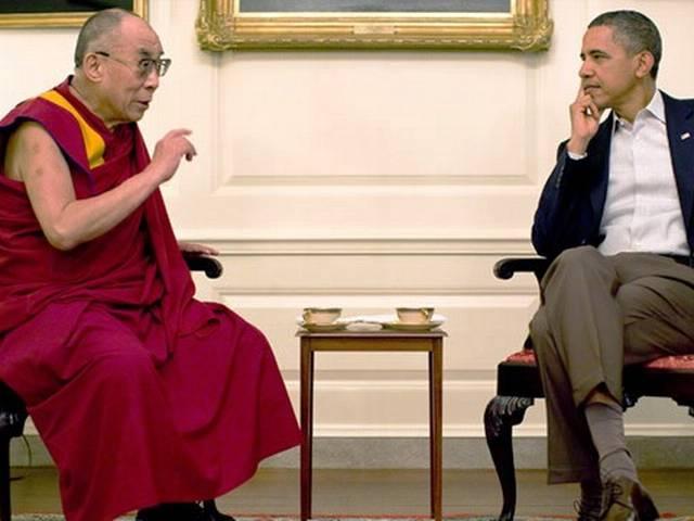 चीन विरोधियों और तिब्बत की स्वतंत्रता में लगी ताकतों का समर्थन करना बंद करे अमेरिका: चीन