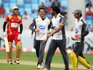 सेलेब्रिटी क्रिकेट लीग के दौरान सेलेब्स का दिखा जलवा