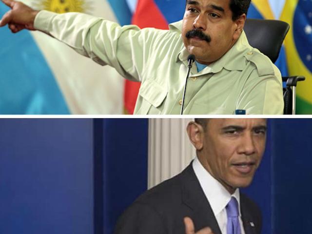 जवाबी कार्रवाई में वेनेजुएला के 3 राजनयिकों को अमेरिका से निकलने के आदेश