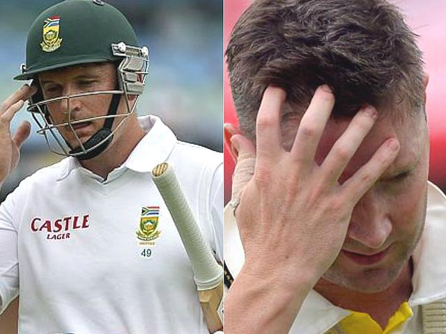सीरीज के आखिरी टेस्ट में फॉर्म में लौटना चाहेंगे स्मिथ और क्लार्क