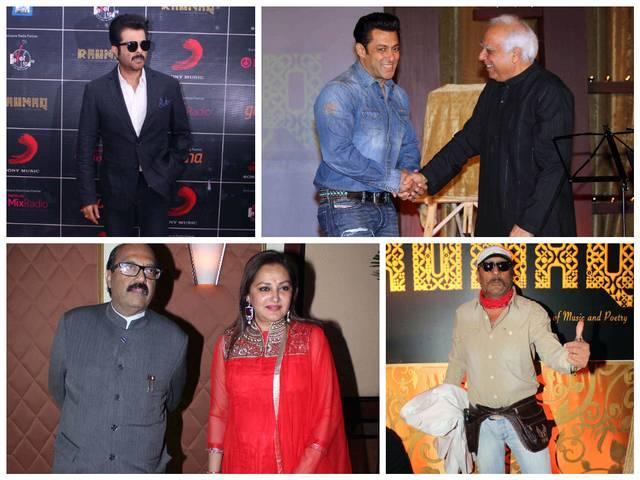 सलमान खान ने किया लांच कपिल सिब्बल का एलबम 'रौनक'
