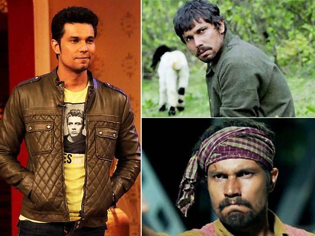'राज' और 'प्रेम' जैसे किरदारों के साथ काम्पटिशन नहीं करना चाहता: रणदीप हुड्डा