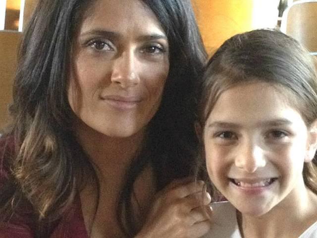 परिवार के साथ लंदन में बसेंगी अभिनेत्री सलमा हायक