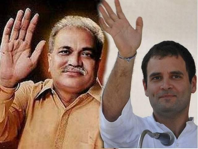 मुख्तार अब्बास नकवी ने निर्मल बाबा से कर डाली राहुल की तुलना !