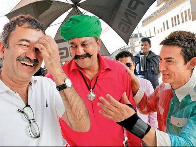 'संजय दत्त ने जेल जाने से पहले 'पीके' में अपनी भूमिका की शूटिंग करवा दी थी'