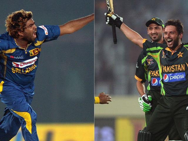 ASIA CUP FINAL: मलिंगा ने झटके तीन विकेट, पाकिस्तान हुआ बेबस
