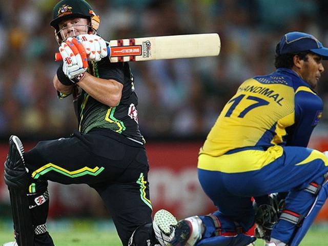 टी 20 विश्व कप से पहले वार्नर का नया अंदाज, पस्त हो जाएंगे गेंदबाज!