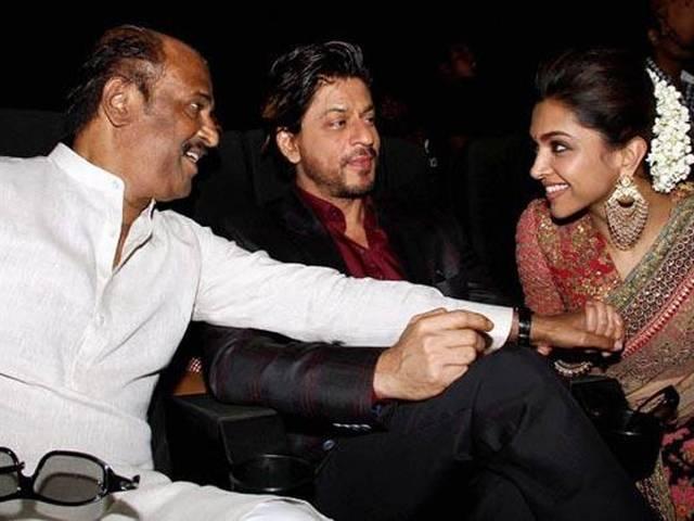 रजनीकांत का बहुत बड़ा प्रशंसक हूं : शाहरुख खान