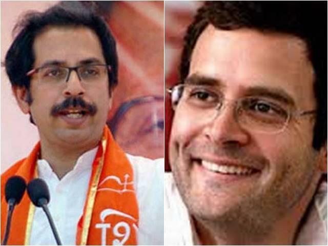उद्धव ठाकरे का राहुल गांधी पर निशाना, कहा- 200 सीटें जीतने की बात कहकर राहुल ने किया  जबरदस्त मजाक