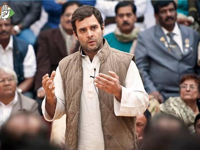 राहुल गांधी का मिजोरम दौरा रद्द