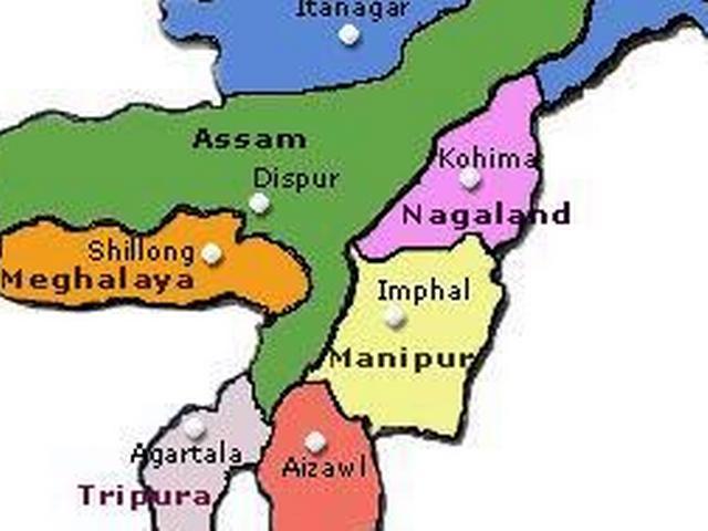 नार्थ ईस्ट में विकास चुनाव का मुख्य मुद्दा