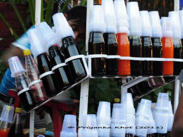 रायपुर में सज गईं 'मीठे जहर' की दुकानें