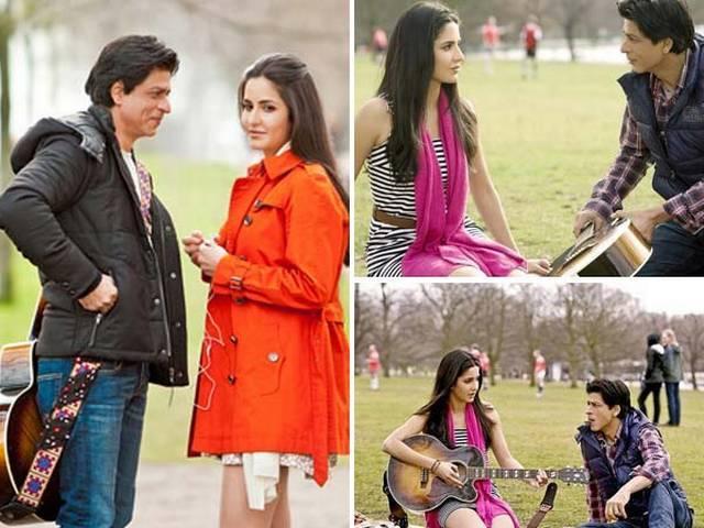 फिल्म 'रईस' में कैटरीना के साथ रोमांस करते दिखेंगे शाहरूख खान