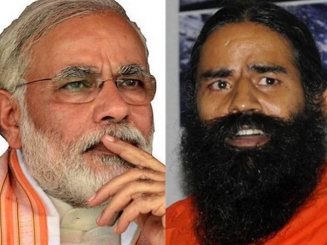 'दिल्ली में रामदेव के साथ योग करेंगे मोदी'