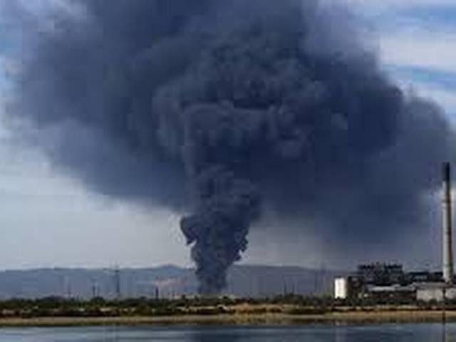 अर्जेटीना के तेल डिपो में विस्फोट, 14 घायल