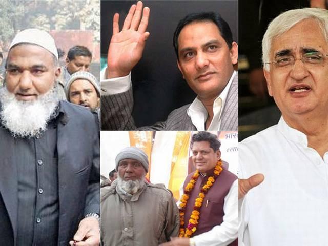 यूपी: दलों का मुस्लिम प्रेम लगातार बढ़ा, प्रत्याशियों पर लगा है दांव