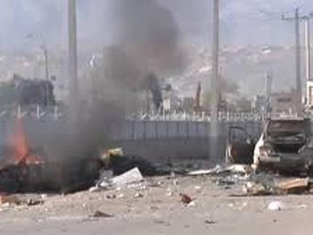 काबुल में निर्वाचन कार्यालय पर हमला, 10 मरे
