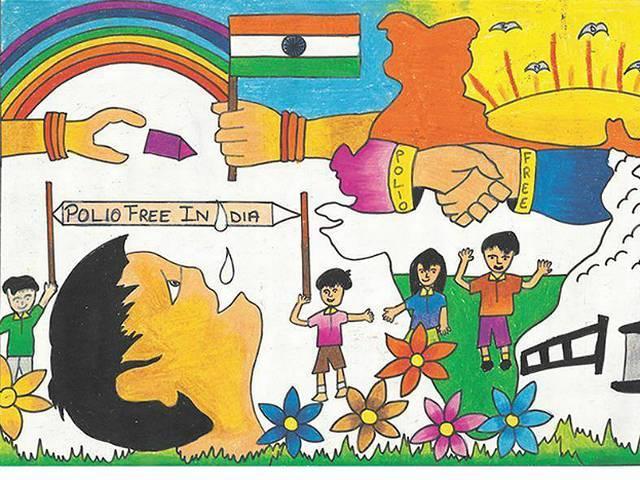 भारत सहित 11 देश पोलियोमुक्त घोषित