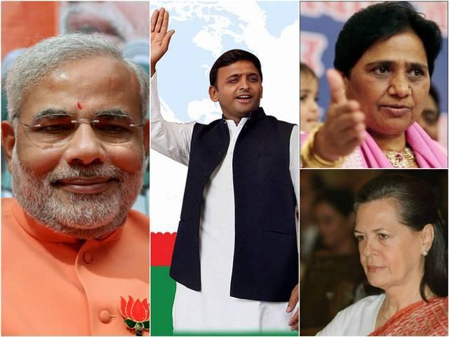 चुनावी रैलियों का सुपर संडे, मोदी की महाराष्ट्र- कर्नाटक में रैली, सोनिया की दिल्ली में रैली, अखिलेश यादव और मायावती भी करेंगे रैलियां