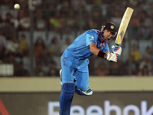 एक झलकः टी-20 में युवराज सिंह की वापसी