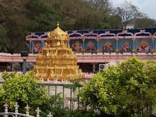तस्वीरें: मां दुर्गा के निराले नजारे
