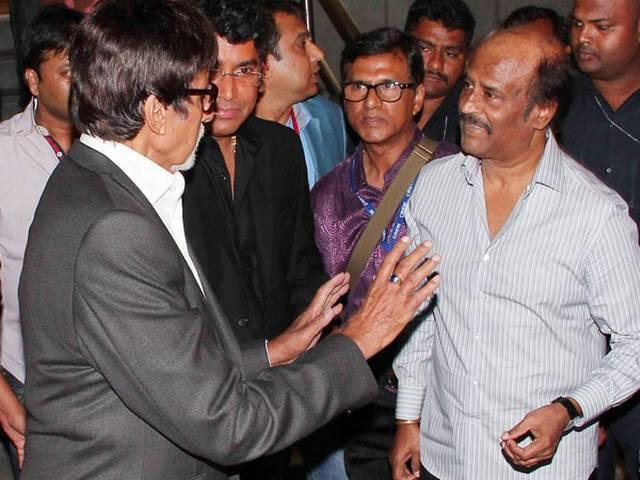 अभिनेता हूं, तकनीक के बारे में कुछ नहीं जानता: रजनीकांत