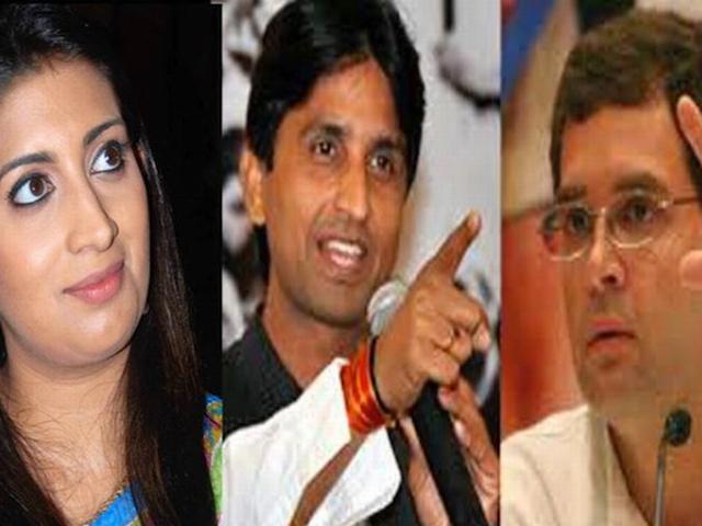 अमेठी के आंगन में तुलसी: 'राहुल को बचाने के लिए हुई कांग्रेस-बीजेपी में डील'