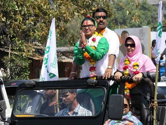 'राखी सावंत को मजा मारने वाली जनता ही वोट देगी'