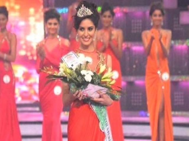 दिल्ली की कोयल राणा ने जीता मिस इंडिया का खिताब