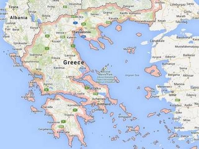 बैंक ऑफ ग्रीस के बाहर किया गया कार में विस्फोट, कोई हताहत नहीं