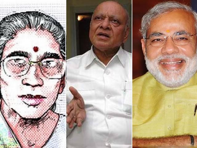 जशोदा बेन को पत्नी मानने के बाद मोदी के बचाव में आए कांग्रेस के शंकर सिंह वाघेला