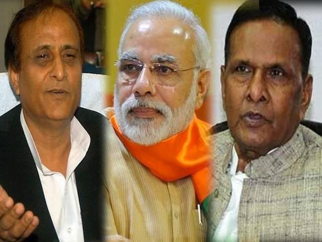 'मोदी को गुंडा' कहने पर बेनी प्रसाद वर्मा को चुनाव आयोग का नोटिस, करगिल युद्ध पर भड़काऊ बयान देने पर आजम खान देंगे जवाब