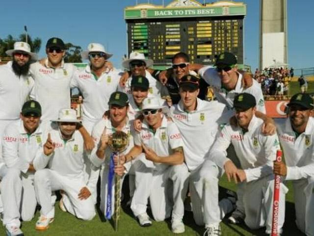 आईसीसी टेस्ट टीम रैंकिंग में अफ्रीका टॉप पर, टीम इंडिया तीसरे पायदान पर