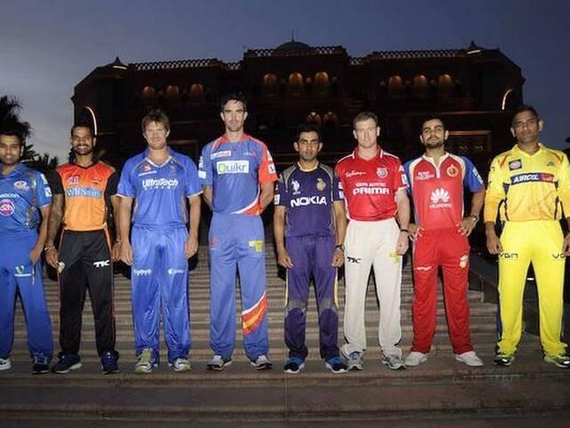 IPL7: भिड़ने से पहले हुई कप्तानों की दोस्ती!