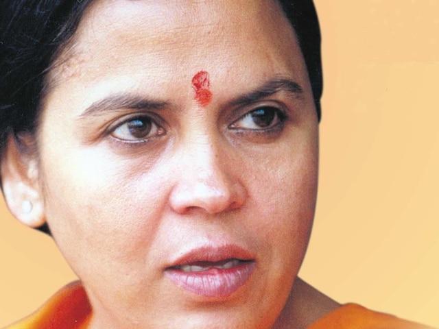 प्रियंका गांधी का पति हो या लीलावती-कलावती अगर अपराध किया है तो उसे जेल जाना ही पड़ेगा: उमा भारती