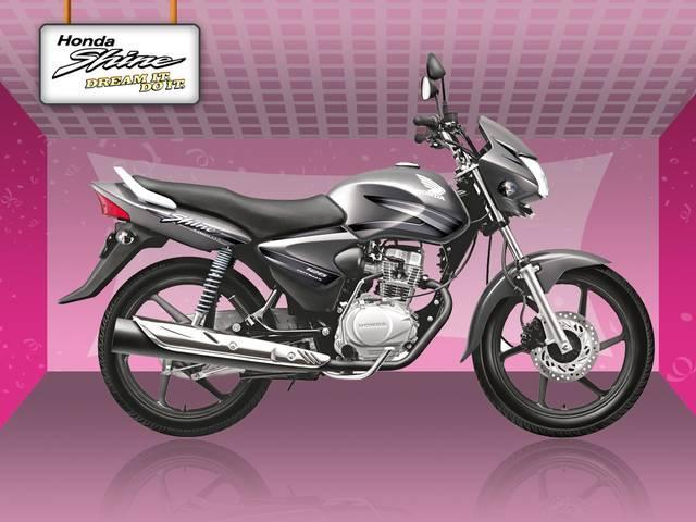 होंडा मोटरसाइकिल की सीबी शाइन की बिक्री का आंकड़ा 30 लाख इकाई पर